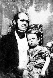 Darwin et son fils aine 1