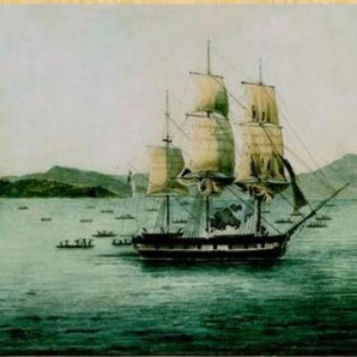 L astrolabe sur la cote de nouvelle guinee